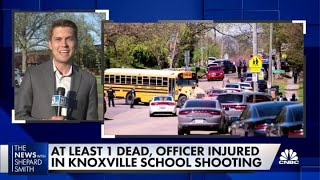 At Least 1 Dead, Officer Injured From School Shooting In Knoxville, Tennessee