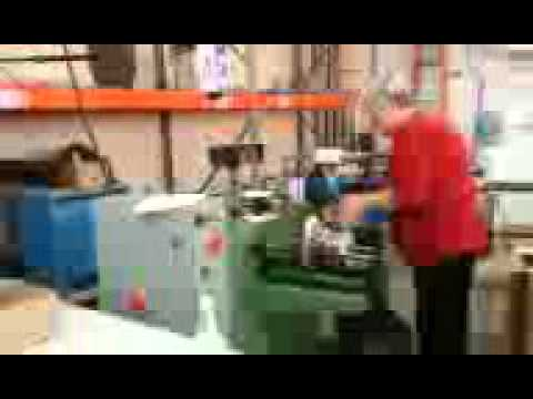 Repackaging wire at YMD Engineering, LLC