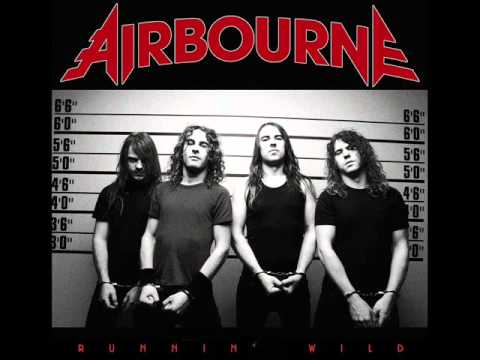 HEADS ARE GONNA ROLL-AIRBOURNE
