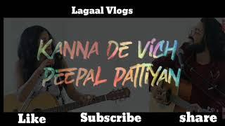 Mere Sohneya Acoustic   Sachet  Tandon & Parampara Thakur -LagaalVlogs
