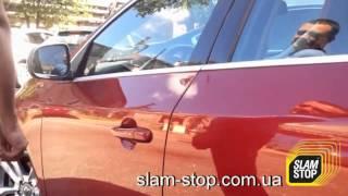 Доводчик двери на Volvo S60 Typ P24 – Дотяжка автомобильных дверей SlamStop(Доводчик автомобильных дверей SlamStop: http://slam-stop.com.ua/about Обеспечивает автоматическое, плавное закрытие двери..., 2015-04-01T09:50:49.000Z)
