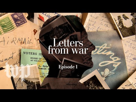 Episode 1 - 1941: The calm | LETTERS FROM WAR podcast | The Washington Post