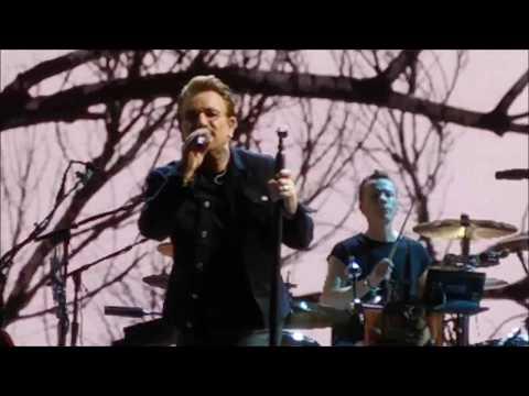 [FAN CAM] U2 Live in Toronto The Joshua Tree Tour 2017 170623