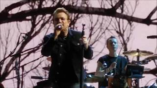 U2 The Joshua Tree Tour 2017 Rogers Centre, Toronto, ON June 23rd, ...