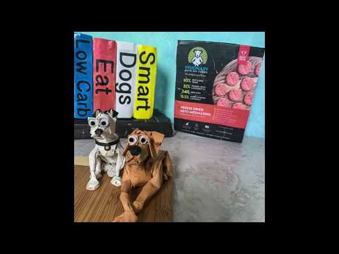 Smart Dogs Eat Low Carb