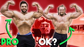 PRO BODYBUILDERS DESTROY OUR PHYSIQUES (harsh)