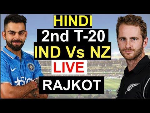 New Zealand Vs India, 2nd ODI, Live Cricket Score: NZ Grab Crucial ...