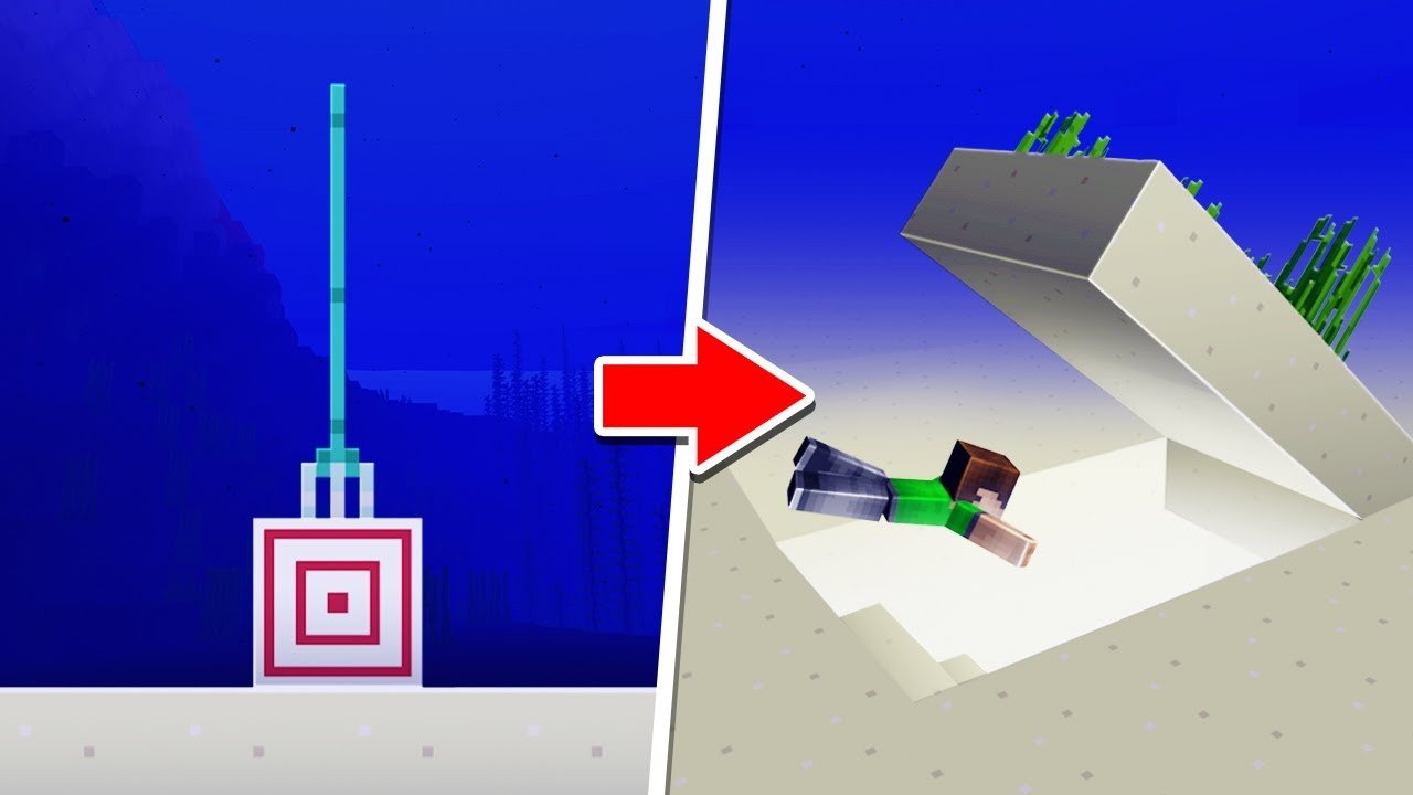 10 NEW Secret Entrances Your Friends will NEVER Find in Minecraft 1.16!