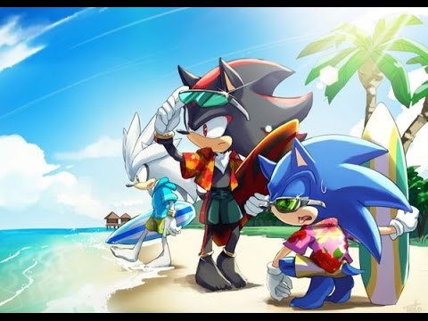 Sonic, Shadow And Silver Tribute