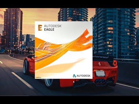 HOW TO DOWNLOAD & INSTALL AUTO DESK EAGLE CAD || FULL VERSION