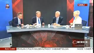 HALK TV Ümit Zileli ve Tuba Emlek ile Mercek Gündem Özel Programı