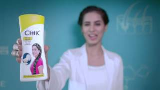 CHIK Egg White Protein Shampoo - Lab