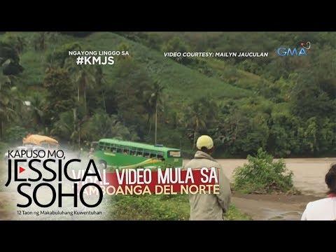 Kapuso Mo, Jessica Soho: Viral video mula sa Zamboanga del Norte