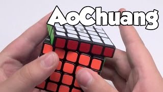 Moyu AoChuang 5x5 Unboxing | Thecubicle.us