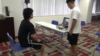 チャンピオン白須がキックボクシング体験会を開催! → https://ssl.form...
