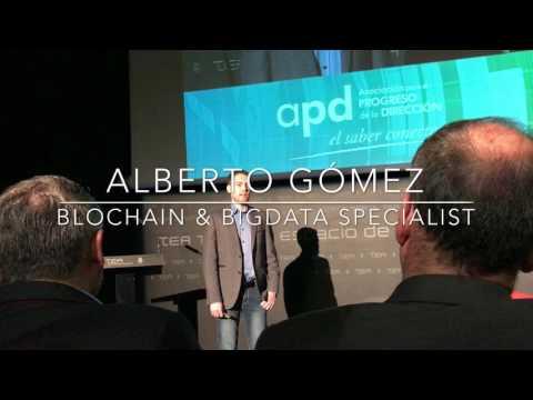 Alberto Gómez Blockchain & Bigdata Specialist. GRUPO BARRABÉS