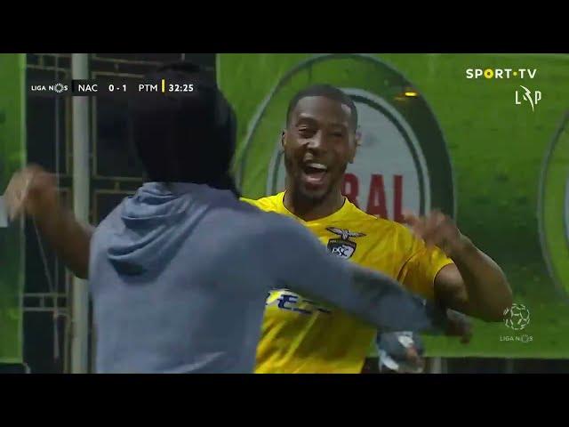 Goal | Golo Beto: CD Nacional 0-(1) Portimonense (Liga 20/21 #25)