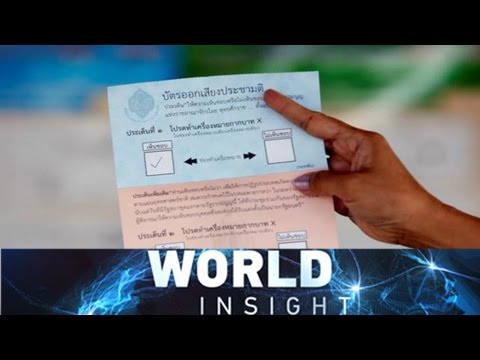 World Insight—Thailand referendum; China sports 08/09/2016
