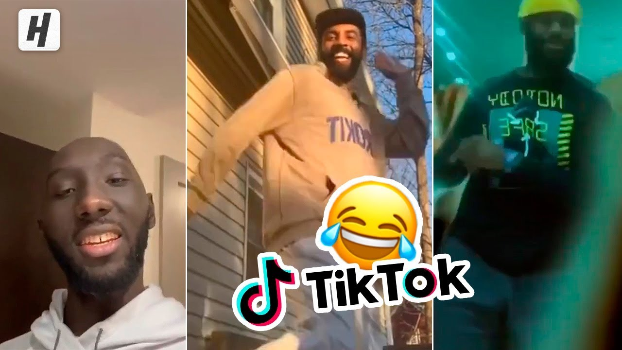 NBA PLAYERS BEST & HILARIOUS TikTok VIDEOS DURING NBA HIATUS! PART 2