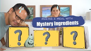 Making a Meal Challenge (Mystery Ingredients)