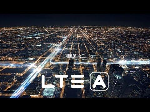 """[세계최초 LTE-A] SK텔레콤 LTE-A '런칭'편 (30"""" Ver.)"""