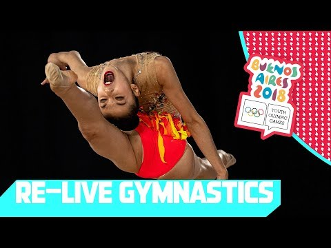 RE-LIVE | Day 10: Rhythmic Gymnastics | Youth Olympic Games 2018 | Buenos Aires