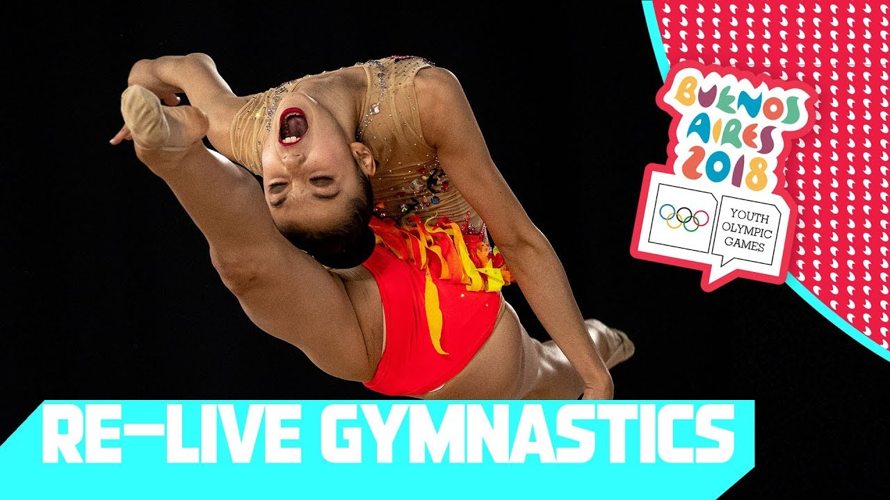 RE-LIVE | Day 10: Rhythmic Gymnastics | Youth Olympic Games 2018 |Buenos Aires
