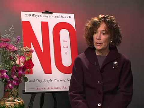 Dr. Susan Newman - The Book of No
