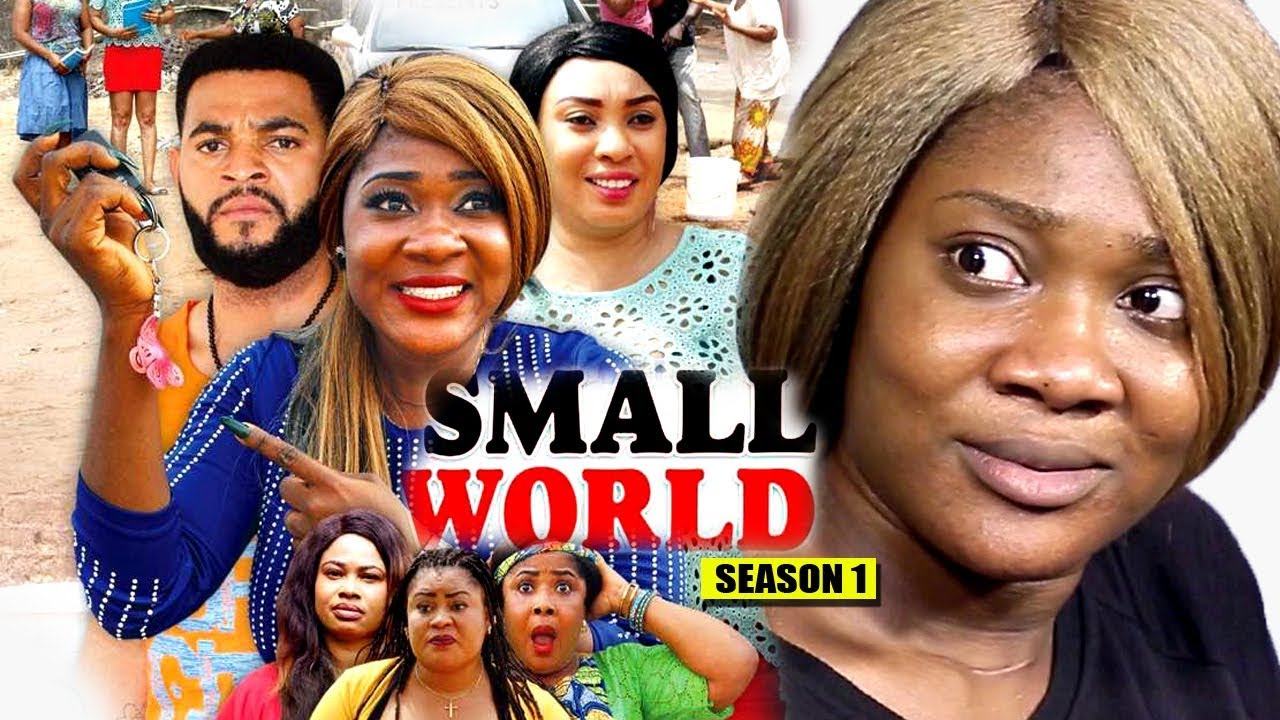 Small World Season 1 - Mercy Johnson 2018 Latest Nigerian Nollywood Movie Full HD