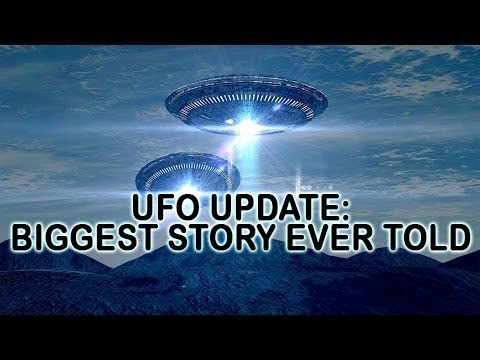 UFO UPDATE: THE BIGGEST STORY EVER TOLD! GRANT CAMERON ON THE CAROL ROSIN SHOW 10/6/17, PART 1