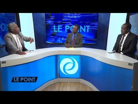 LE POINT 19/07/21 :  Nader Joiseus Mininistre des TPTC et le Ministre de la (MC), Pradel Henriquez