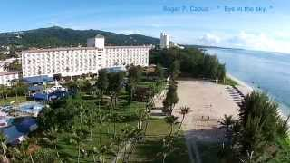 "DJI Phantom 2 Vision Plus - "" Fiesta Resort "" Northern Mariana Islands , U.S.A."