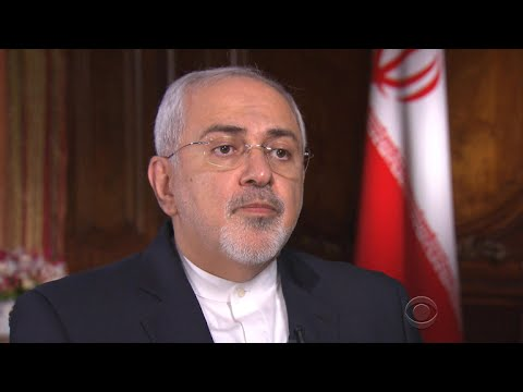Iranian foreign minister on sanctions, Trump and travel ban
