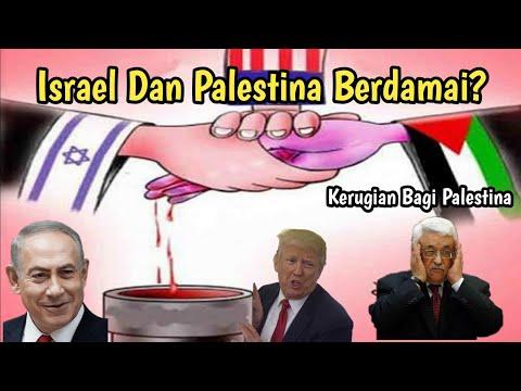 Palestina Dan Israel Berdamai? Ini Prospek Suram Proposal Perdamaian Palestina-Israel