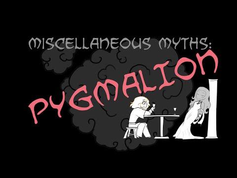 Miscellaneous Myths: Pygmalion and Galatea