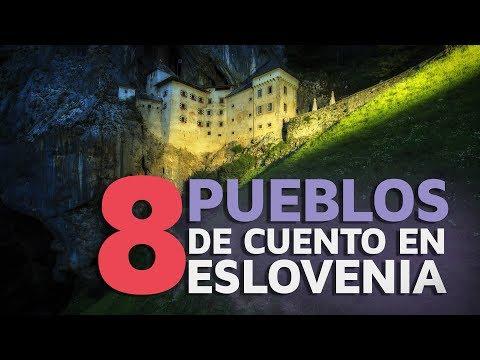 8 Pueblos con encanto en Eslovenia 🇸🇮