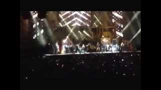 Little Mix Full Salute Tour Birmingham Concert 2014