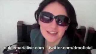 Dulce María - Extranjera (Preview)