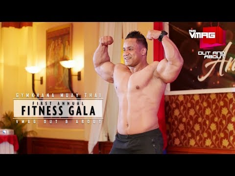 First Annual Fitness Gala at Gymkhana Muay Thai
