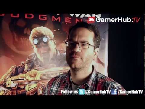 Download Youtube: Writer Tom Bissell Details Campaign Story in Epic Games Gears of War Judgment