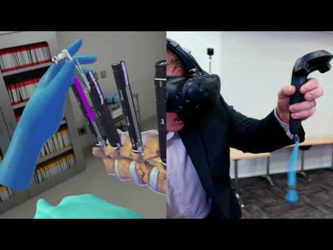 Reline Trauma Virtual Reality Demo