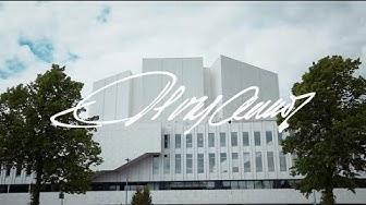 The Story of Finlandia Hall  -  Finlandia-talon tarina