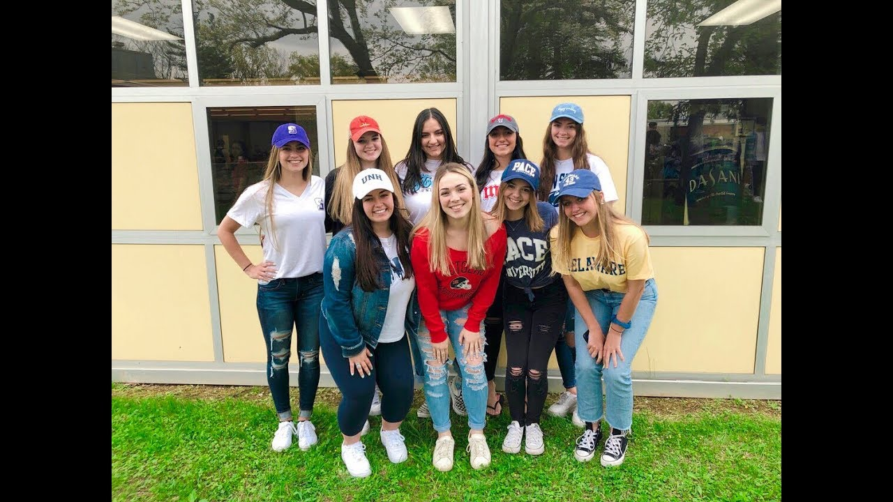 Seniors rock Decision Day 2019 – The Wessex Wire