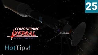 Kerbal Space Program [1.1.2] - Ep 25 - Interplanetary Probe Part 2 - Let