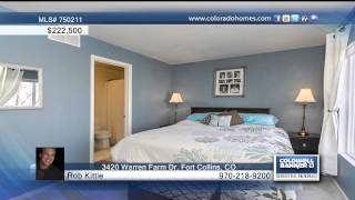 3420 Warren Farm Dr  Fort Collins, CO Homes for Sale | coloradohomes.com