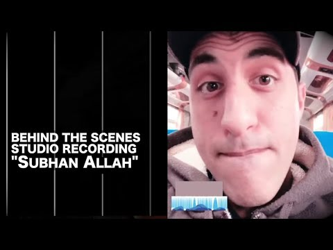 """Raef - Making Of """"Subhan Allah"""" Music  Video"""