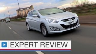 Hyundai i40 estate car review