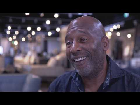 Shopping with NBA Legend James Worthy | Living Spaces