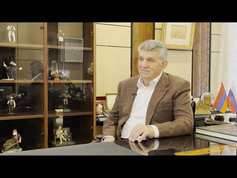 Ара Абрамян о предстоящих выборах в Армении и своем участии в них