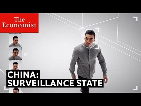 China: facial recognition and state control | The Economist Mp3